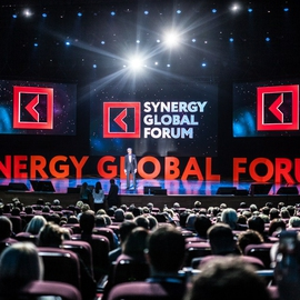 SYNERGY GLOBAL FORUM ГЛОБАЛЬНЫЙ ФОРУМ ДЛЯ ГЛОБАЛЬНОГО ПРОРЫВА